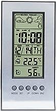 A0127 - Estación meteorológica inalámbrica con termómetro para uso diario en exteriores