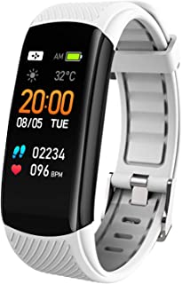 Activity & Fitness Trackers for Men and Women to Monitor Heart Rate, Blood Pressure, Heartbeat, Blood Oxygen, Multi-Function Couple Waterproof Watch