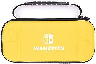WANZPITS Bolsa de proteção adequada para console de jogos Nintendo adequado para acessórios de console Switch Lite, bolsa ...