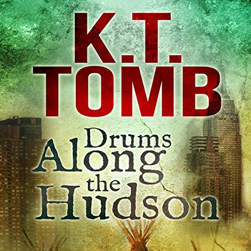 Drums Along the Hudson audiobook cover art
