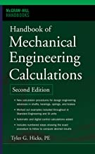 Handbook of Mechanical Engineering Calculations, Second Edition (McGraw-Hill Handbooks)