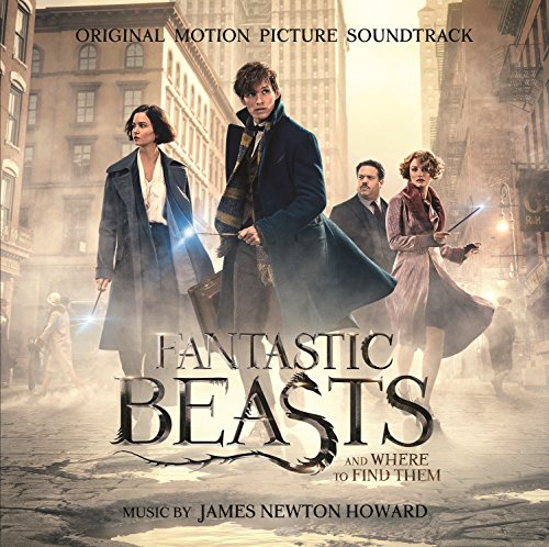 Fantastic Beasts and Where to Find Them [Vinyl LP]