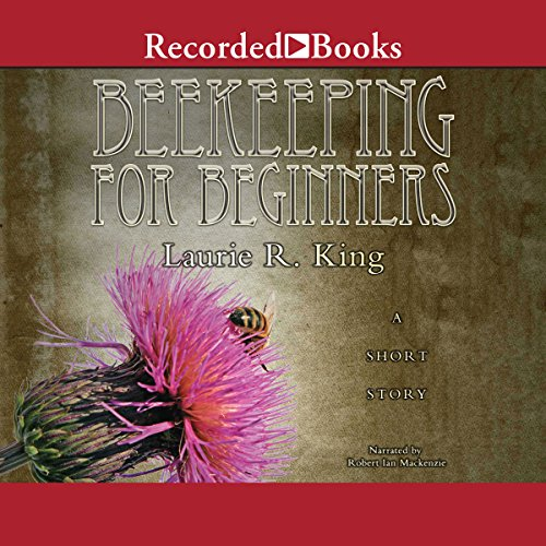 Couverture de Beekeeping for Beginners