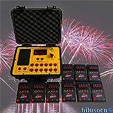 BILUSOCN/ 36 Canales de Sistema de Encendido para encendedores eléctricos/encendedores de Puente/Sistema de Encendido/Sistema de Encendido por Radio/Sistema de Encendido/pirotecnia