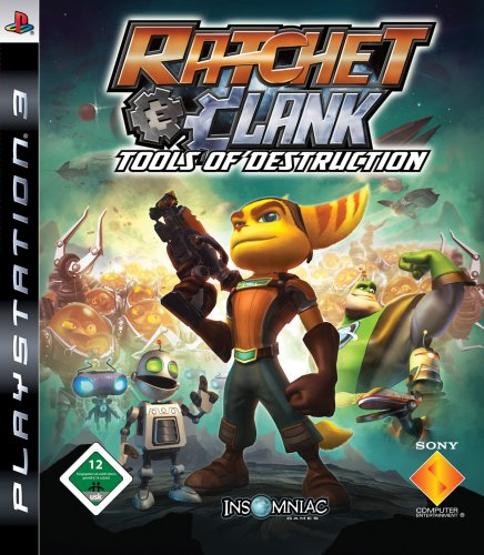 mächtig Ratchet & Clank: Tools of Destruction