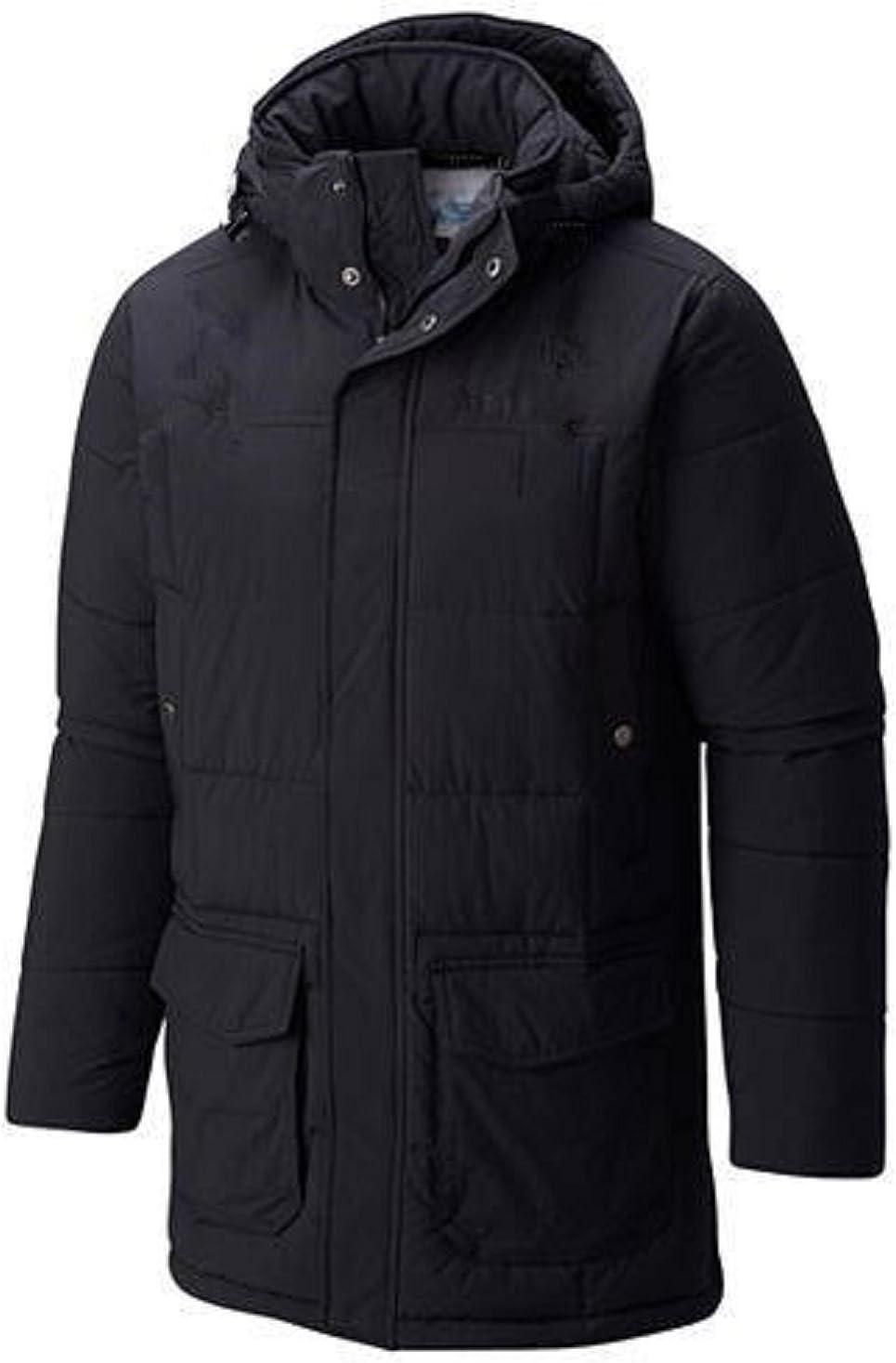 Men's Winter Coat Jacket Long Parka Ultra Warm Snow Ski Removable Hood Fleece Lining All USA Sizes