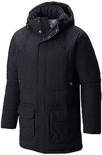 Lion Force Men's Parka Jacket w/Removable Hood | Ultra-Warm Winter Coat w/Fleece Lining