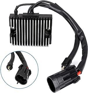 ECCPP Voltage Regulator Rectifier Fit for 2004-2006 Harley-Davidson Sportster 1200 2004-2006 Harley-Davidson Sportster 883 498325 21-0788 Rectifier Regulator