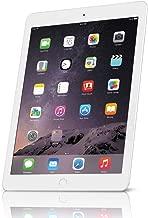 Apple iPad Air 2 MGTY2LL/A (128GB, Wi-Fi, Silver) (Renewed)