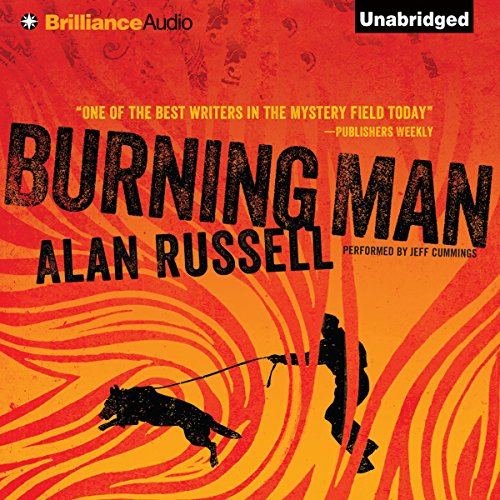 Burning Man cover art
