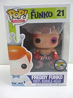 Funko Pop Freddy as Apollo Creed SDCC San Diego Comic Com Limited Edition of 96 Pieces