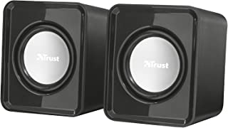 Trust Leto 2.0 Luidsprekerset PC Speakers, Zwart