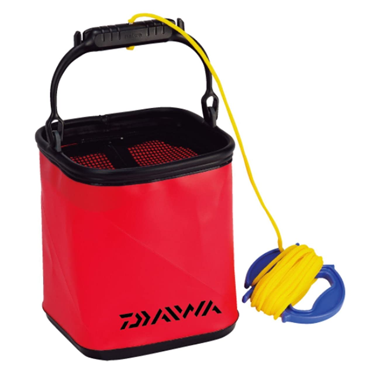 ネット有名奨励ダイワ(Daiwa) 活かし 水汲み バケツ M-21CM(H) レッド