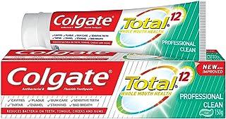 Colgate Total Toothpaste, Professional Clean Gel, 150 g