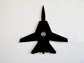 F-14 Tomcat Silhouette - Wall Hook/Coat Hook/Key Hanger