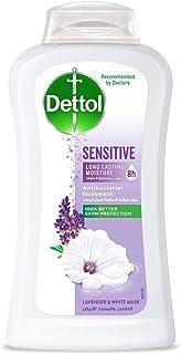 Dettol Sensitive Body Wash Shower Gel - 300 G