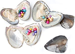 Best oysters with real pearls in them Reviews
