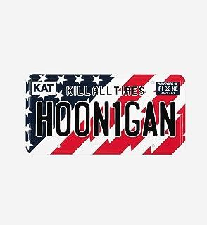 Best hoonigan plate frame Reviews
