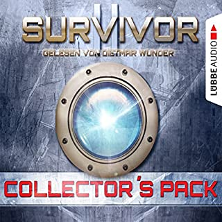 Survivor. Collector's Pack Titelbild