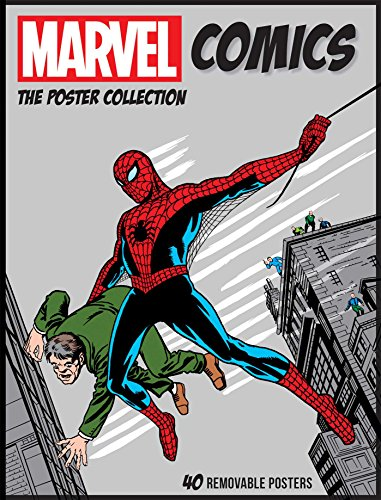 MARVEL COMICS (Insights Poster Collections)
