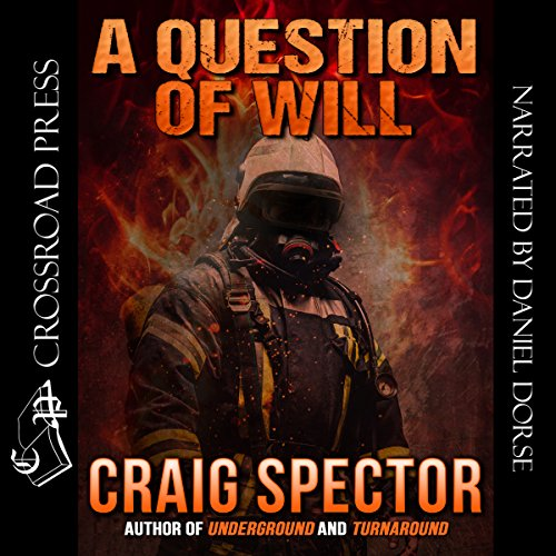 A Question of Will audiobook cover art