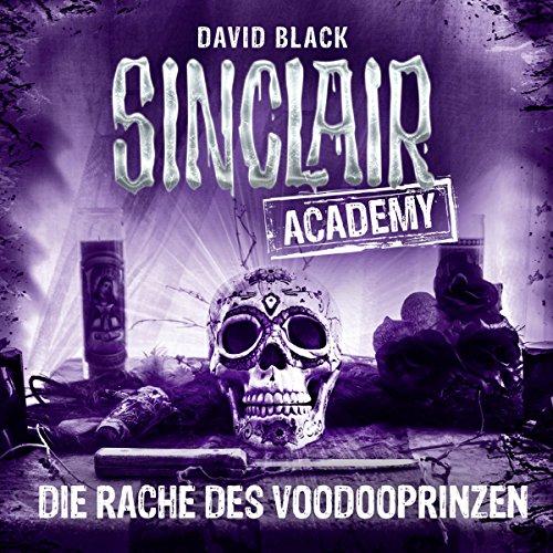 Die Rache des Voodooprinzen audiobook cover art