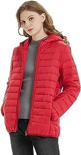 Packable Puffer Jacket Women Slim Fit Lightweight Quilted Jacket