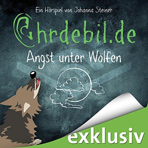 Angst unter Wölfen audiobook cover art