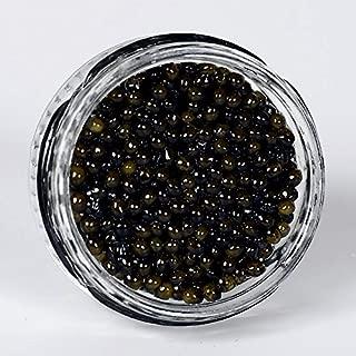 Kaluga Fusion Amber Caviar - 1 oz/28.5 gr.