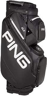 PING DLX Cart Bag 2019 (Black)