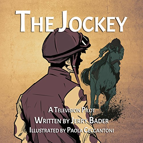 The Jockey audiobook cover art