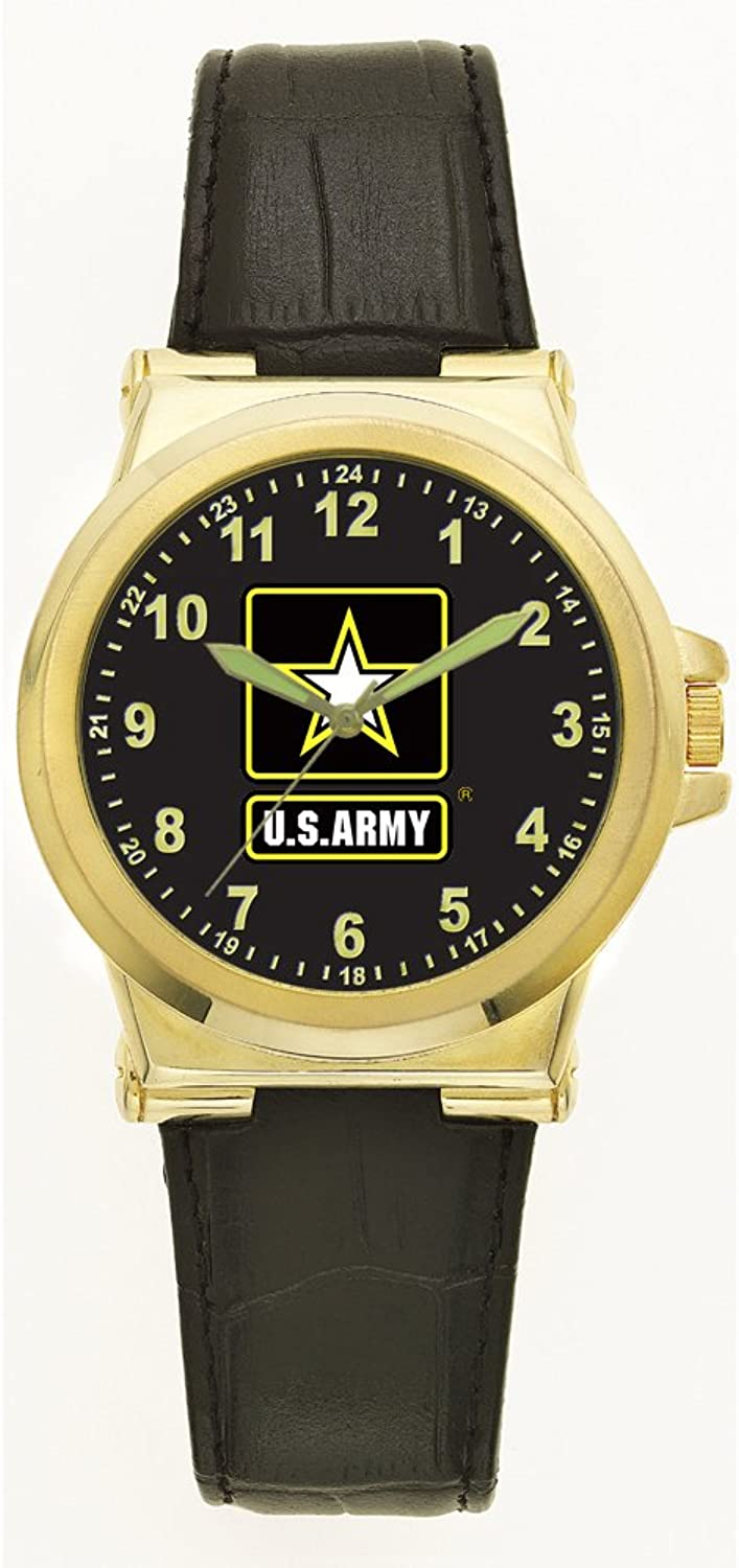 Aquaforce Army Jumbo Retro Watch with 50mm Face