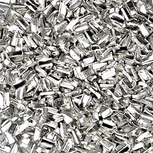"Silver Solder Ultra Tiny Precut Pieces 0.5mm X 1mm X .25mm""Hard"" Density Chip (Qty=1500)"