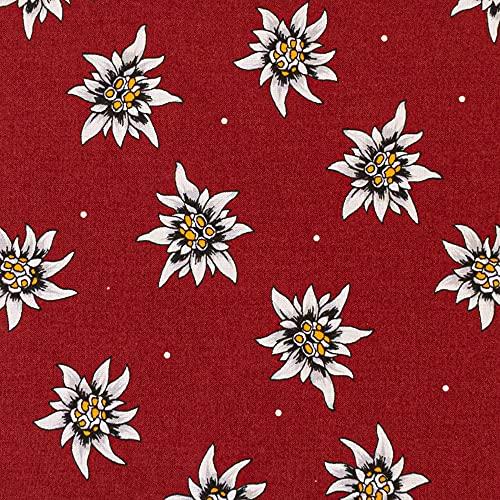 Cuscino termico con noccioli di ciliegia, 40 x 30 cm, 3 camere – motivo floreale