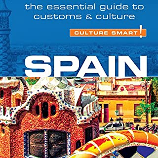 Spain - Culture Smart! audiobook cover art