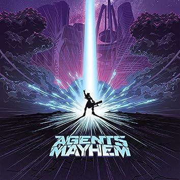 Agents of Mayhem Trailer Music