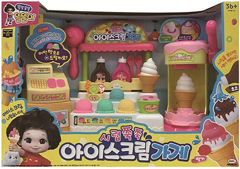Mimiworld Toritori Syrup Ice Cream Shop Toy nctzxc5716-new toys