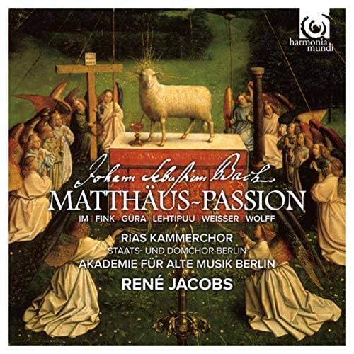 René Jacobs, Rias Kammerchor & Akademie für Alte Musik Berlin
