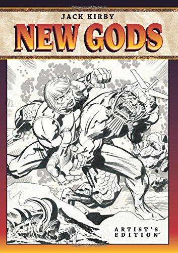 Jack Kirby New Gods Artist Edition Hard Cover