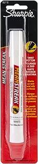 85118-SH Mean Streak Permanent Marking Stick - White