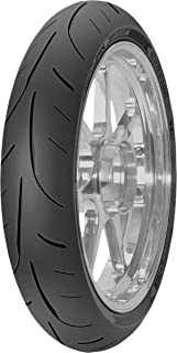 Avon 3D Ultra Sport HP/Track Front Motorcycle Radial Tire - 120/70R17 58W
