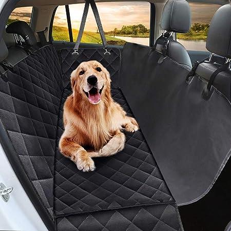 Masthome Autositzbezug Für Hunde Hunde Autositz Wasserdicht Für Haustier Reise Extrem Langlebig Einfach Zu Installieren Für Suvs Autos Fahrzeuge Haustier