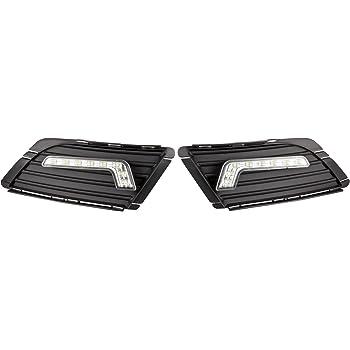 R87/T/ÜV 16145 LED luce di marcia diurna a forma di L
