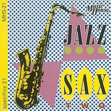 Jazz Sax - Vol 2