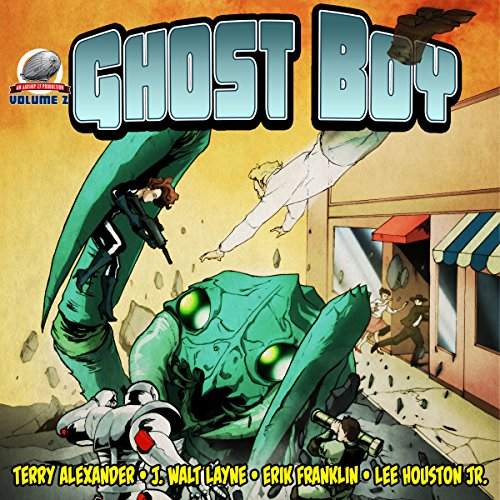 Ghost Boy, Volume Two audiobook cover art