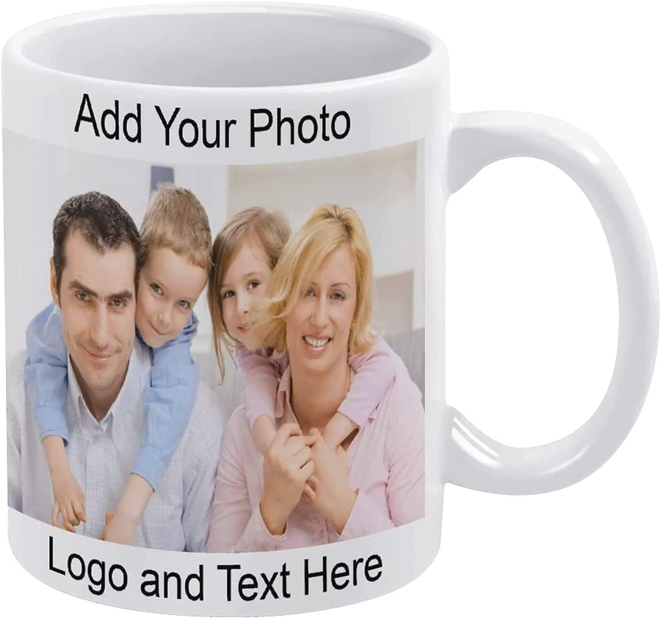 Custom Ranking integrated 1st place Coffee Mug Customize Max 61% OFF Your with Own Logo Text Picture