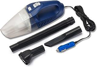 Aspirador de coche, Meyoung Aspiradores portátiles de mano Aspiradores 12V Aspirador de mano seco húmedo Hoover 5-en-1 Potente nunca roto por gota