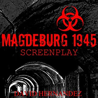 Magdeburg 1945 audiobook cover art