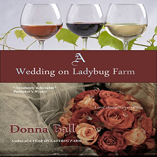 A Wedding on Ladybug Farm, Book 6 cover art