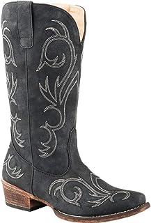 حذاء رايلي الغربي للسيدات من روبر